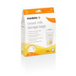 σακουλάκια μητρικού γάλακτος Medela katsoulas.eu