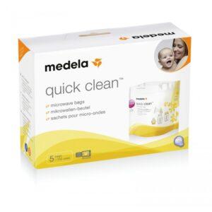 σακουλάκι μικροκυμάτων Medela katsoulas.eu