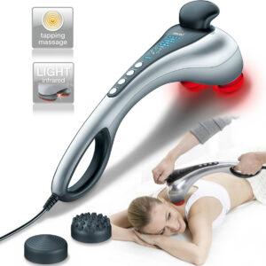 θεραπευτική συσκευή μασάζ χειρός με υπέρυθρες Κατσούλας katsoulas.eu
