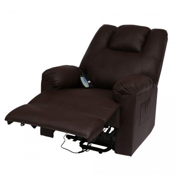 πολυθρόνα μασάζ relax Κατσούλας katsoulas.eu