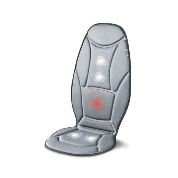κάθισμα μασάζ αυτοκινήτου beurer Κατσούλας katsoulas.eu