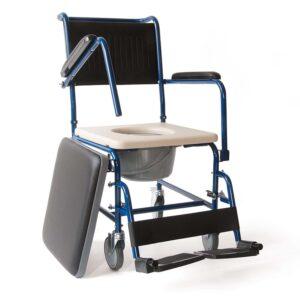 καρέκλα τροχήλατη wc Κατσούλας katsoulas.eu