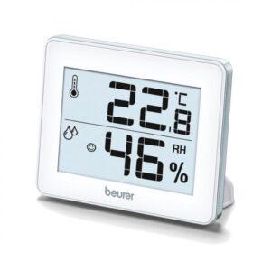 θερμόμετρο υγρόμετρο δωματίου beurer katsoulas.eu